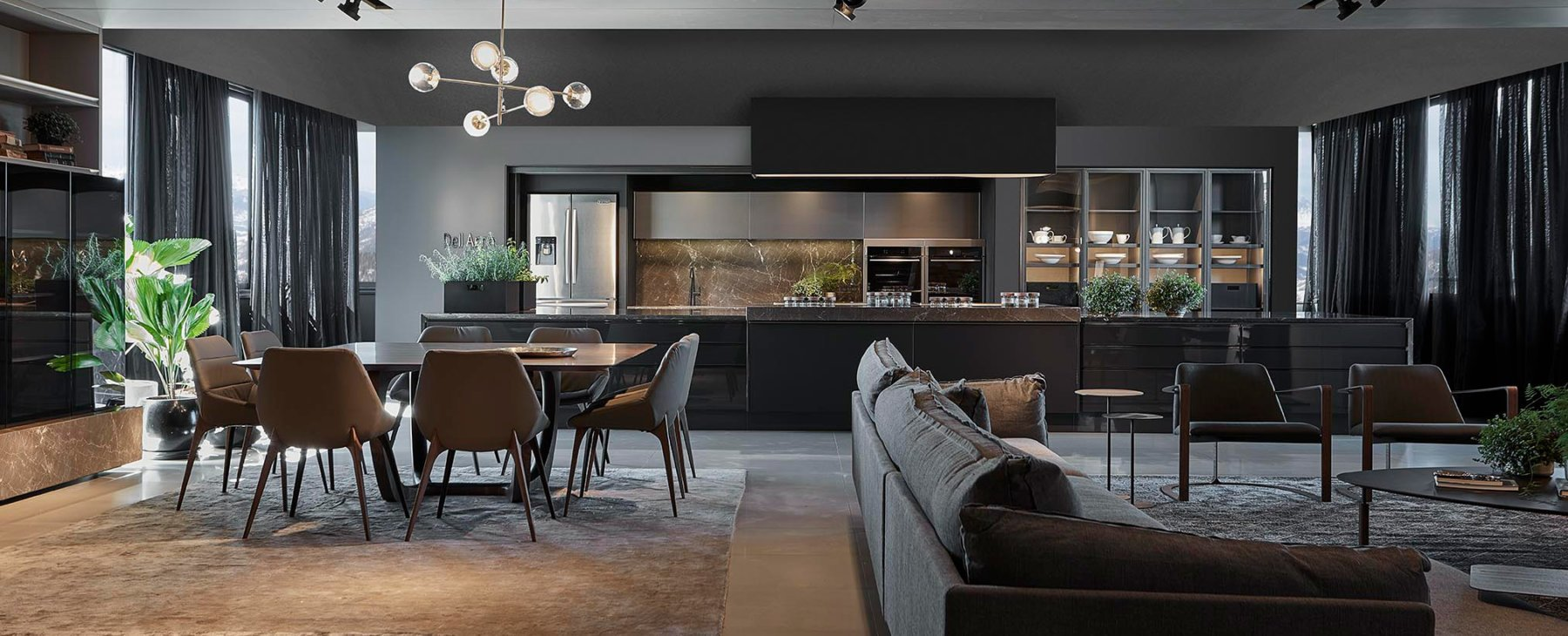 A união entre moda e arquitetura no conceito de vestir a casa.
