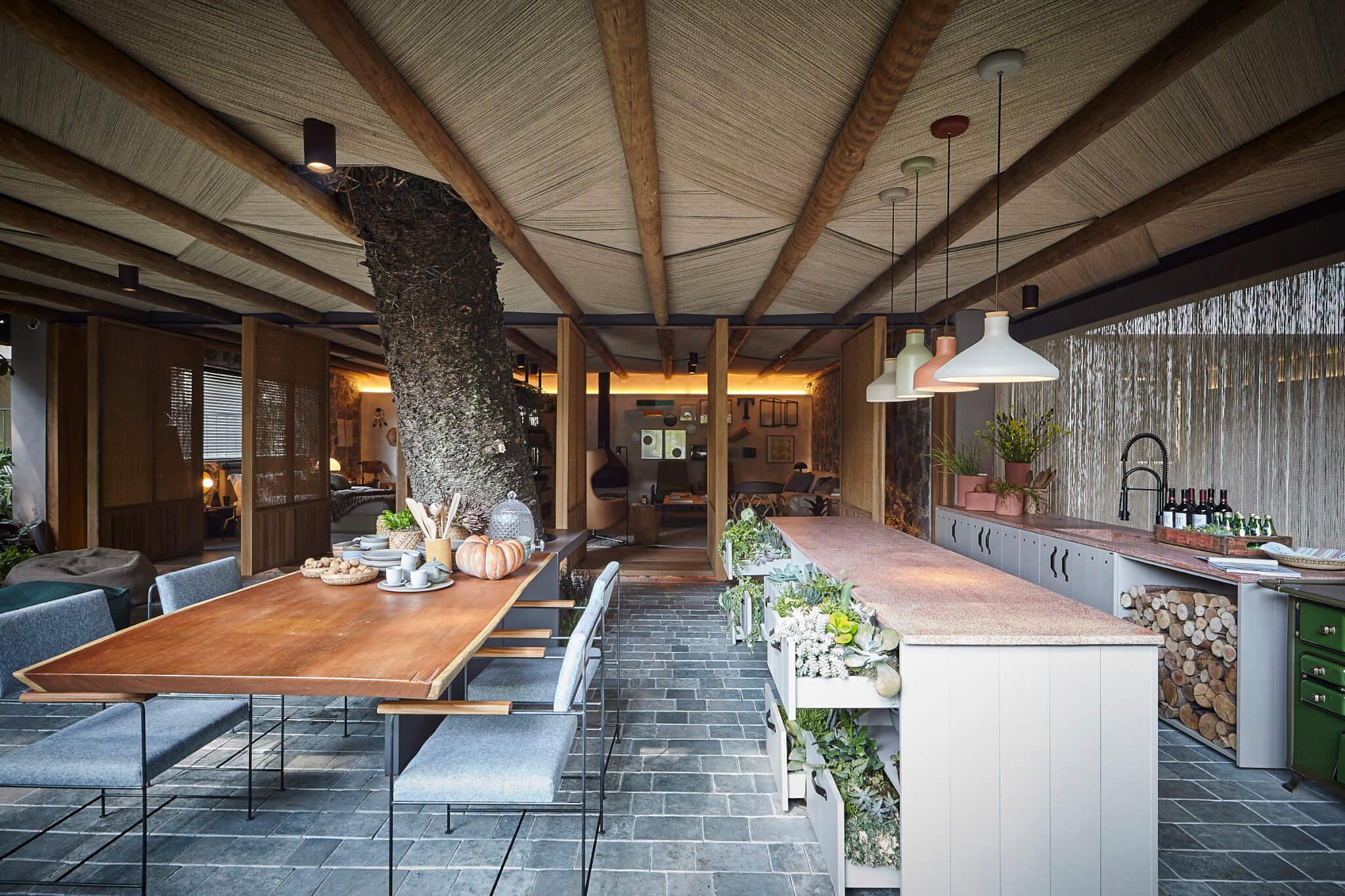 Casa-Cor Casa Raízes — Triplex Arquitetura - 2