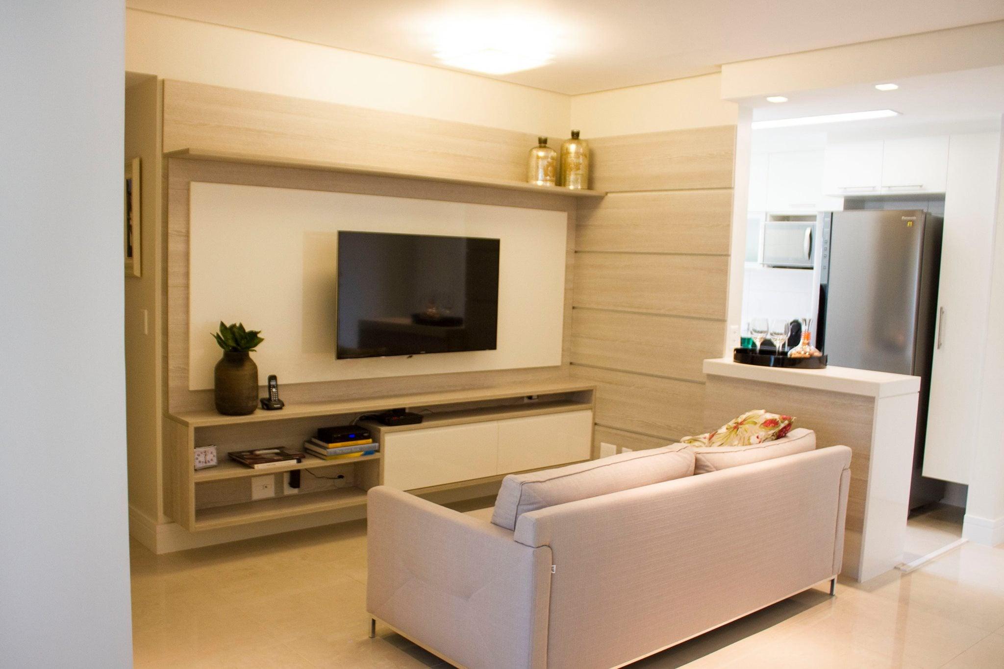 1-Apartamento no Recreio dos Bandeirantes - Arquiteta Carla Del Grande