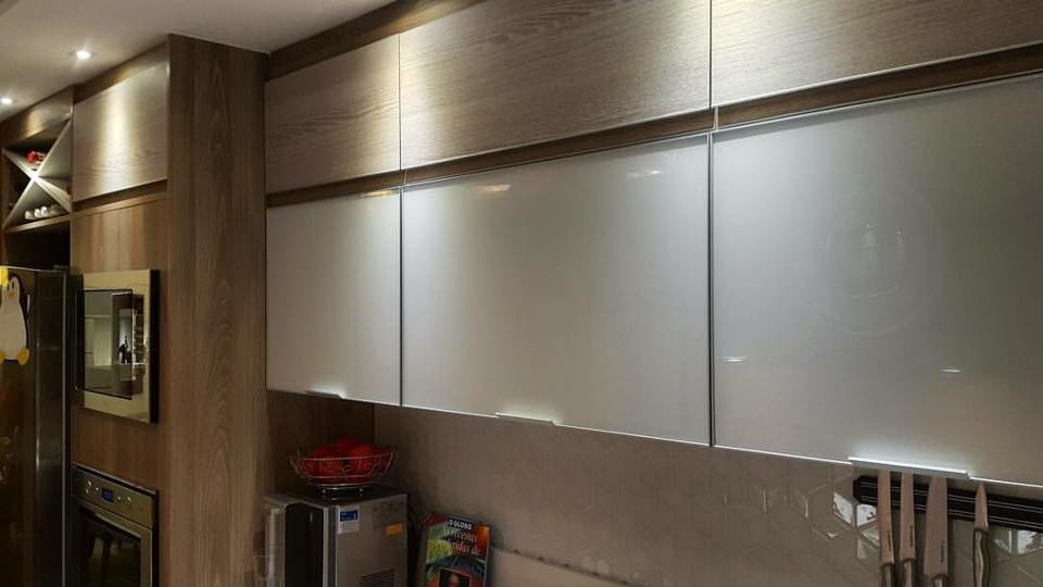 13-Cozinha - Apartamento na Barra da Tijuca - Arquiteto Lucio Nocito