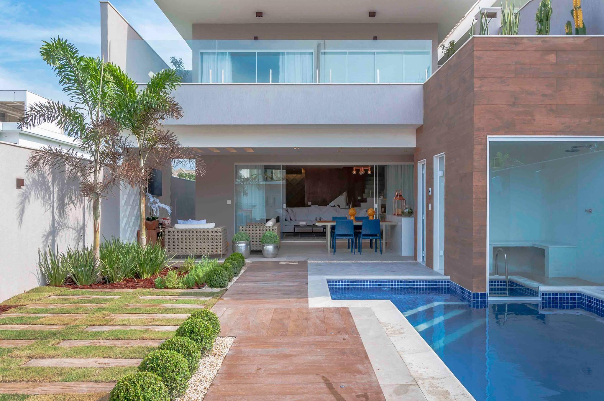 13-Residência - Blue Houses - Por BETA Arquitetura (Arquitetos Bernardo Gaudie-Ley e Tania Braida)