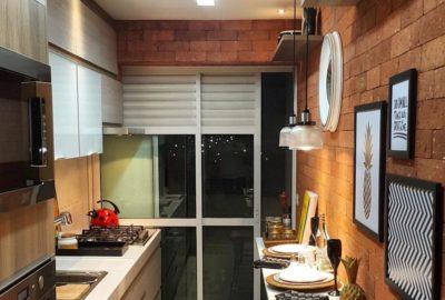 14-Cozinha - Apartamento na Barra da Tijuca - Arquiteto Lucio Nocito