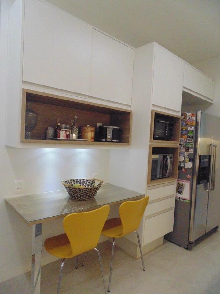 2-Apartamento na Barra da Tijuca - Por Arquiteta Fernanda Medeiros
