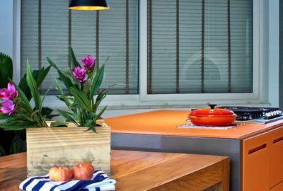 2-Área Gourmet - Residência na Barra da Tijuca - Arquiteta Claudia Santos