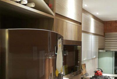 2-Cozinha - Apartamento na Barra da Tijuca - Arquiteto Lucio Nocito