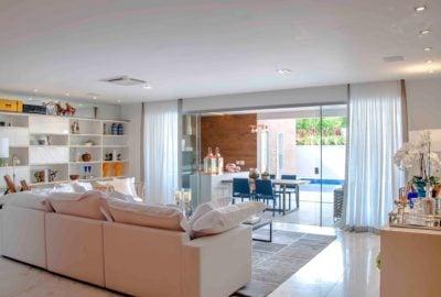 2-Residência - Blue Houses - Por BETA Arquitetura (Arquitetos Bernardo Gaudie-Ley e Tania Braida)
