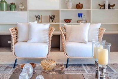 3-Residência - Blue Houses - Por BETA Arquitetura (Arquitetos Bernardo Gaudie-Ley e Tania Braida)