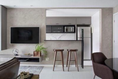 AM HOUSE | PONTAL Por Arquitetas Monique Pampolha e Hannah Cabral