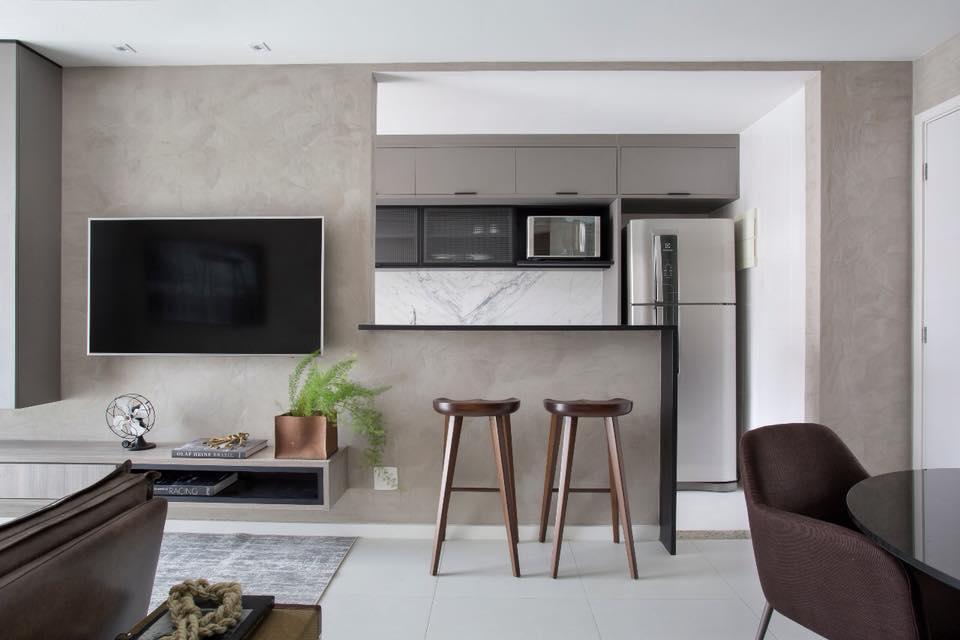 AM HOUSE   PONTAL Por Arquitetas Monique Pampolha e Hannah Cabral