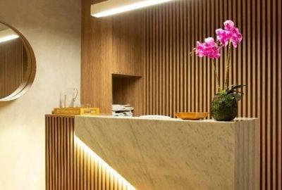 Consultório da Dermatologista   Por Studio Eloy & Freitas Arquitetura