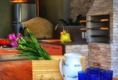 4-Área Gourmet - Residência na Barra da Tijuca - Arquiteta Claudia Santos