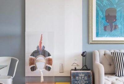 4-Residência Arpoador - Por Ricardo Melo e Rodrigo Passos Arquitetura