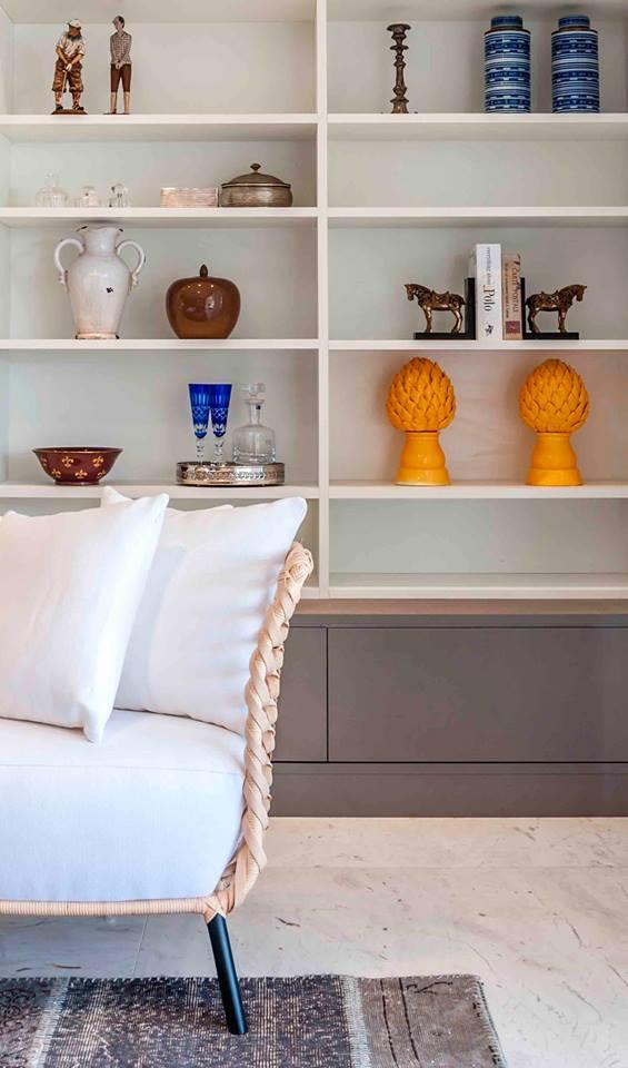 4-Residência - Blue Houses - Por BETA Arquitetura (Arquitetos Bernardo Gaudie-Ley e Tania Braida)