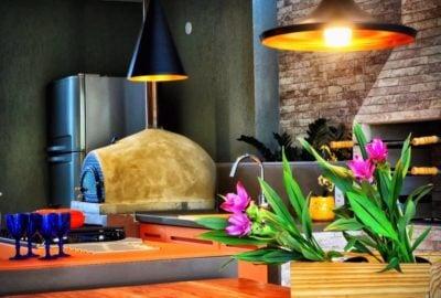 5-Área Gourmet - Residência na Barra da Tijuca - Arquiteta Claudia Santos