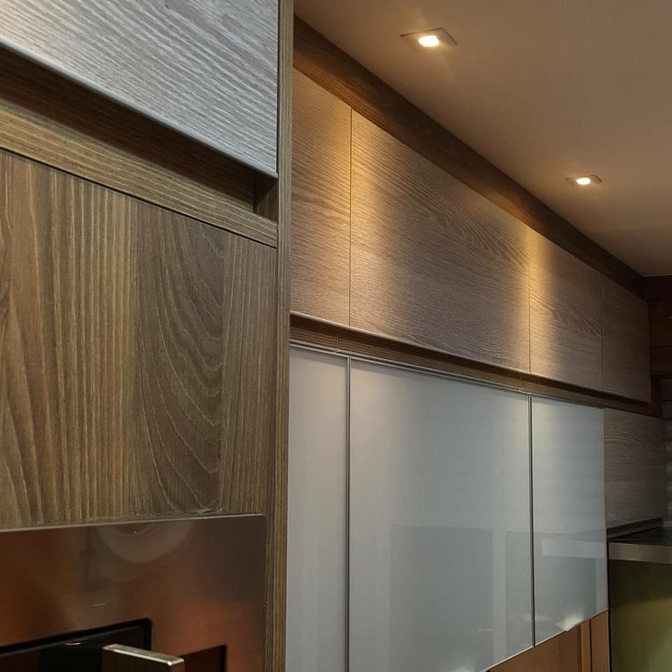 6-Cozinha - Apartamento na Barra da Tijuca - Arquiteto Lucio Nocito