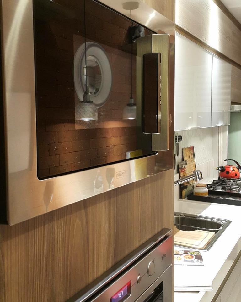 7-Cozinha - Apartamento na Barra da Tijuca - Arquiteto Lucio Nocito