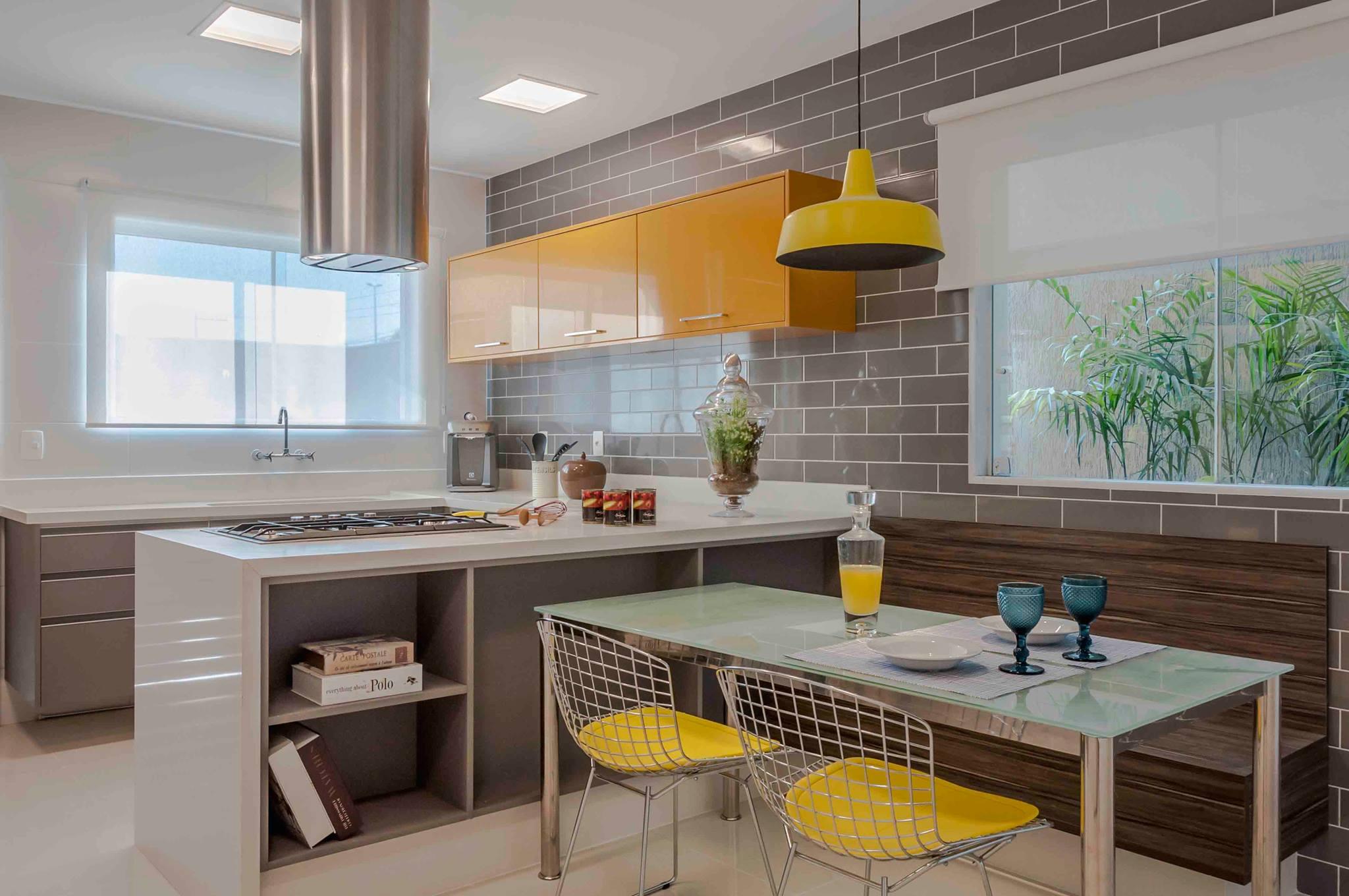7-Residência - Blue Houses - Por BETA Arquitetura (Arquitetos Bernardo Gaudie-Ley e Tania Braida)