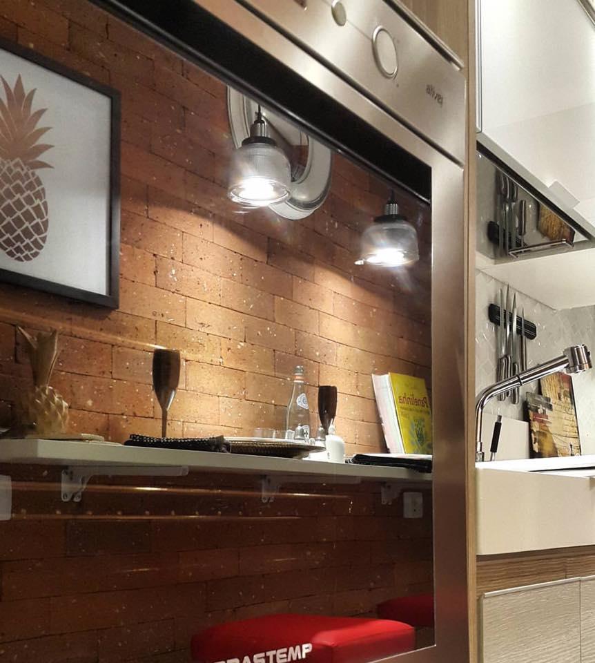 9-Cozinha - Apartamento na Barra da Tijuca - Arquiteto Lucio Nocito