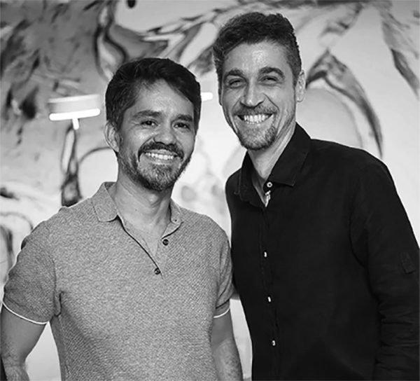 Ricardo Melo e Rodrigo Passos