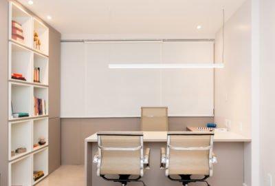 Consultório por Claudia Frota Arquitetura (8)