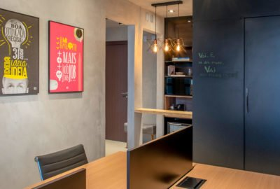 Escritório de Publicidade - Beth Kalache e Lia Dinallo Arquitetura