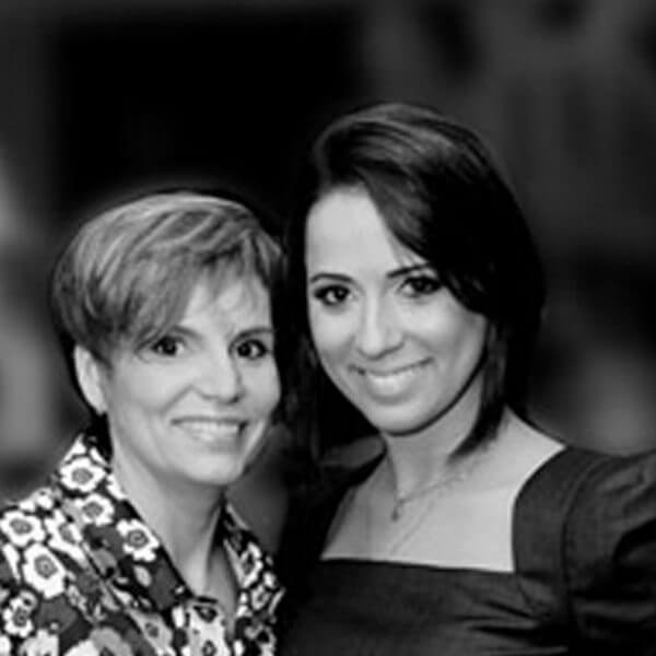 Fernanda Abondante e Synara Weber