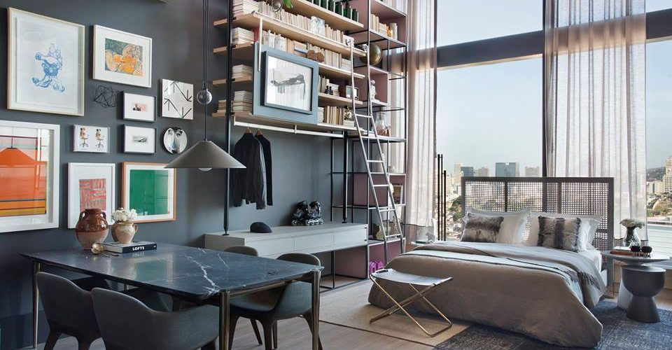 Mostra Casa Cor 2017 - BETA Arquitetura