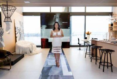 Mostra Casa Cor 2017 - Cristina Cortes Arquitetura