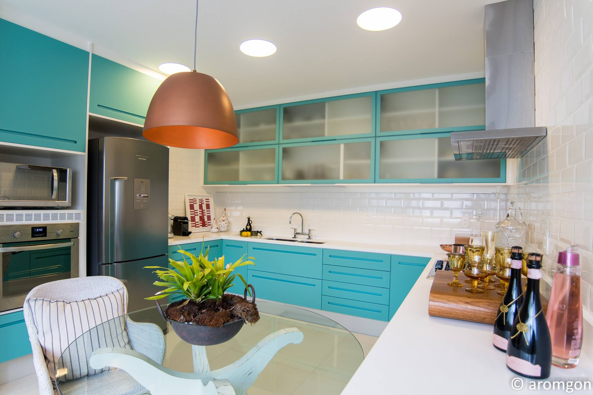 Residência Santa Marina - Barra da Tijuca - Arquiteta Claudia Santos