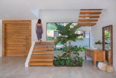 DELL ANNO - POSTS - Canal 26 House | Angra dos Reis | BETA Arquitetura