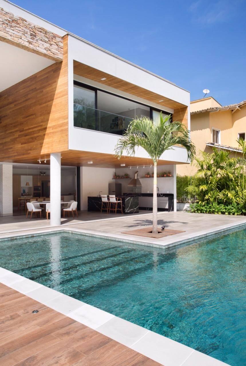 DELL ANNO - POSTS - Canal 26 House   Angra dos Reis   BETA Arquitetura