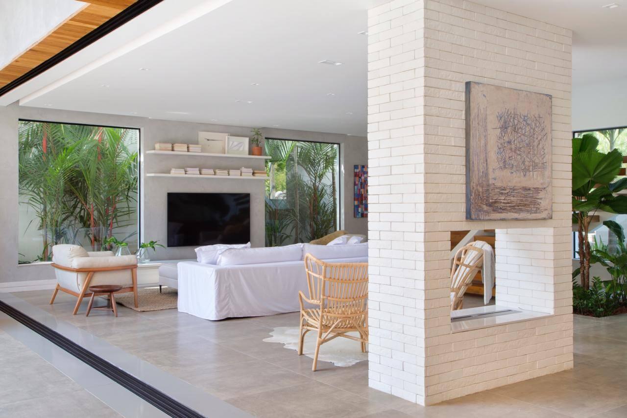 DELL ANNO - POSTS - Canal 26 House | Angra dos Reis | BETA Arquitetura