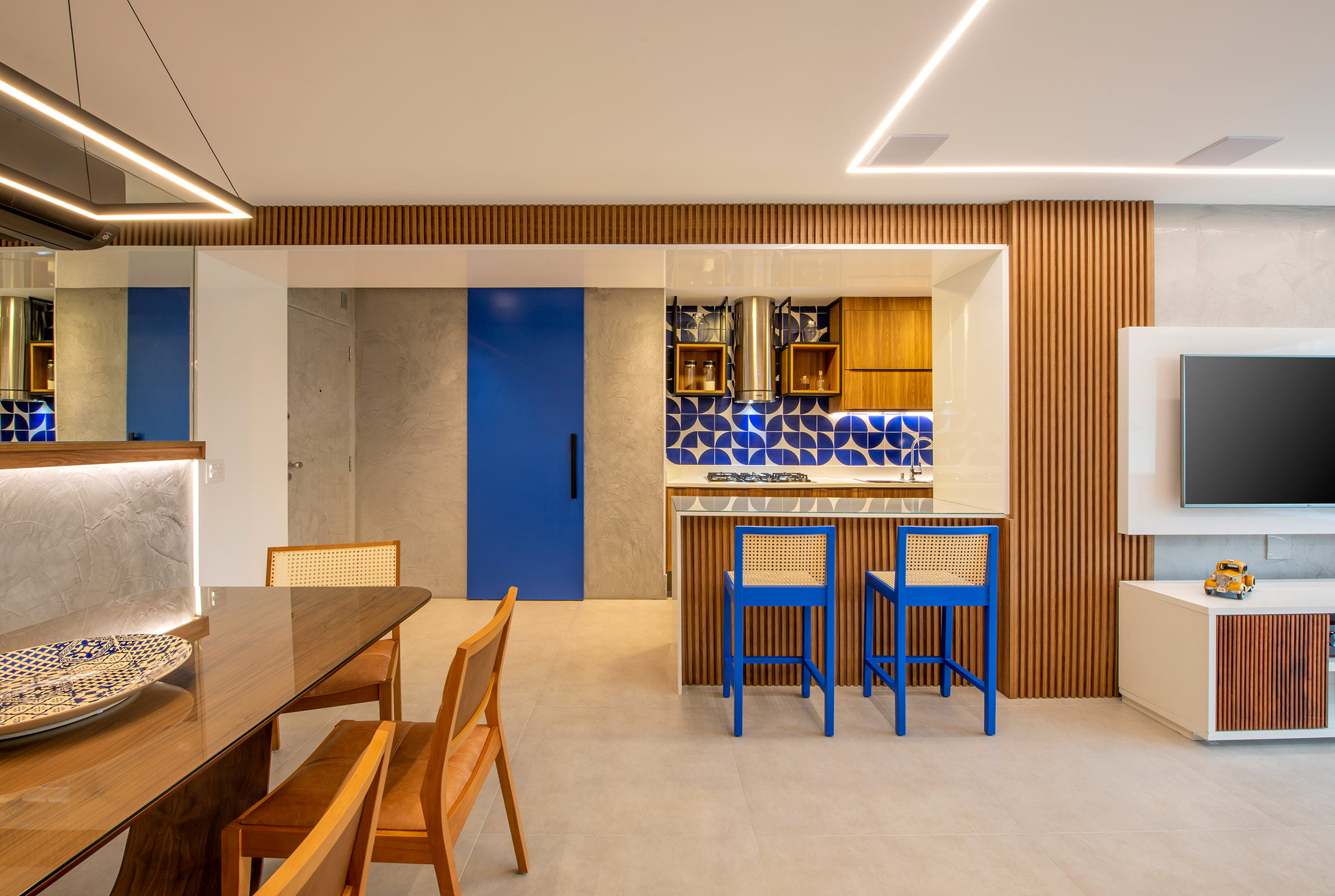 LG HOUSE | LE PARC - Ale Passos