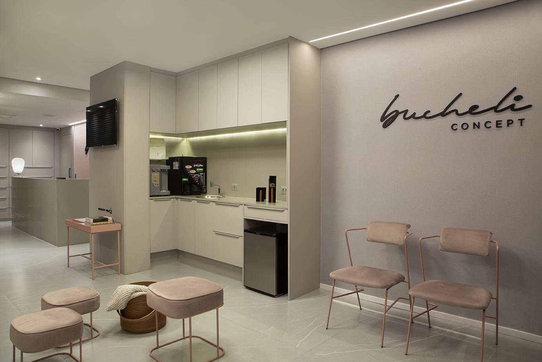 Clínica Buchelli Concept - By - KB Design De Interiores