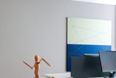 Escritório de Arquitetura - Fabio Bouillet Arquitetura